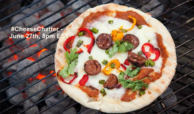 Let's talk about cheesy grilling tips and delish recipes, This Thursday, June 27th at 8pm EST. Use #Cheesechatter to be eligible for prizes!