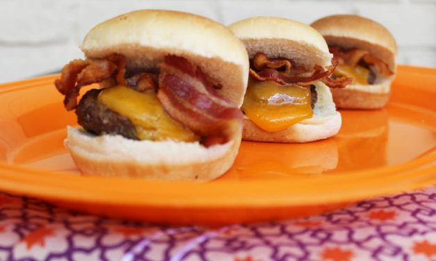 Mini Burgers Worthy Of An Oscar For Father's Day