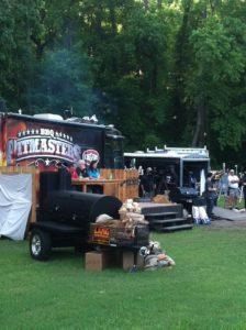 BBQ Pitmasters Season Finale- Tryon, NC