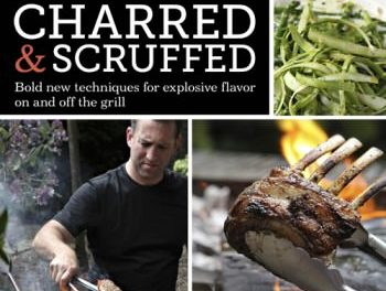"""Adam Perry Lang """"Charred and Scruffed"""" and Garland Jack's Sauce Sampler Giveaway: Winner Announced"""