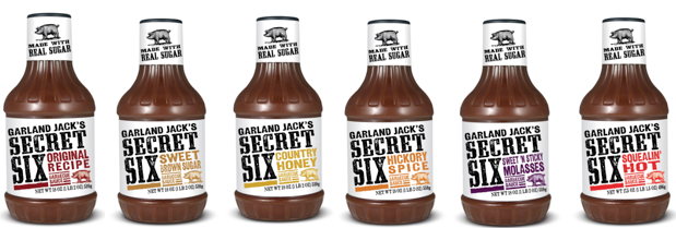 The Garland Jack's Secret Six sampler will have you ready to smoke some meat!