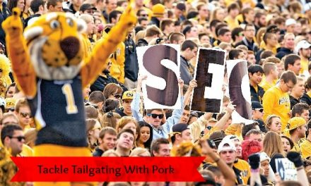 Jamie Heath To Host The Ultimate SEC Tailgate with Bounty from Pork Passions Pursuit Contest, Plus, His Pulled Pork Potato Skins Recipe