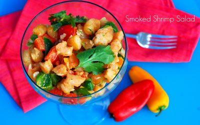 Smoked Shrimp Salad