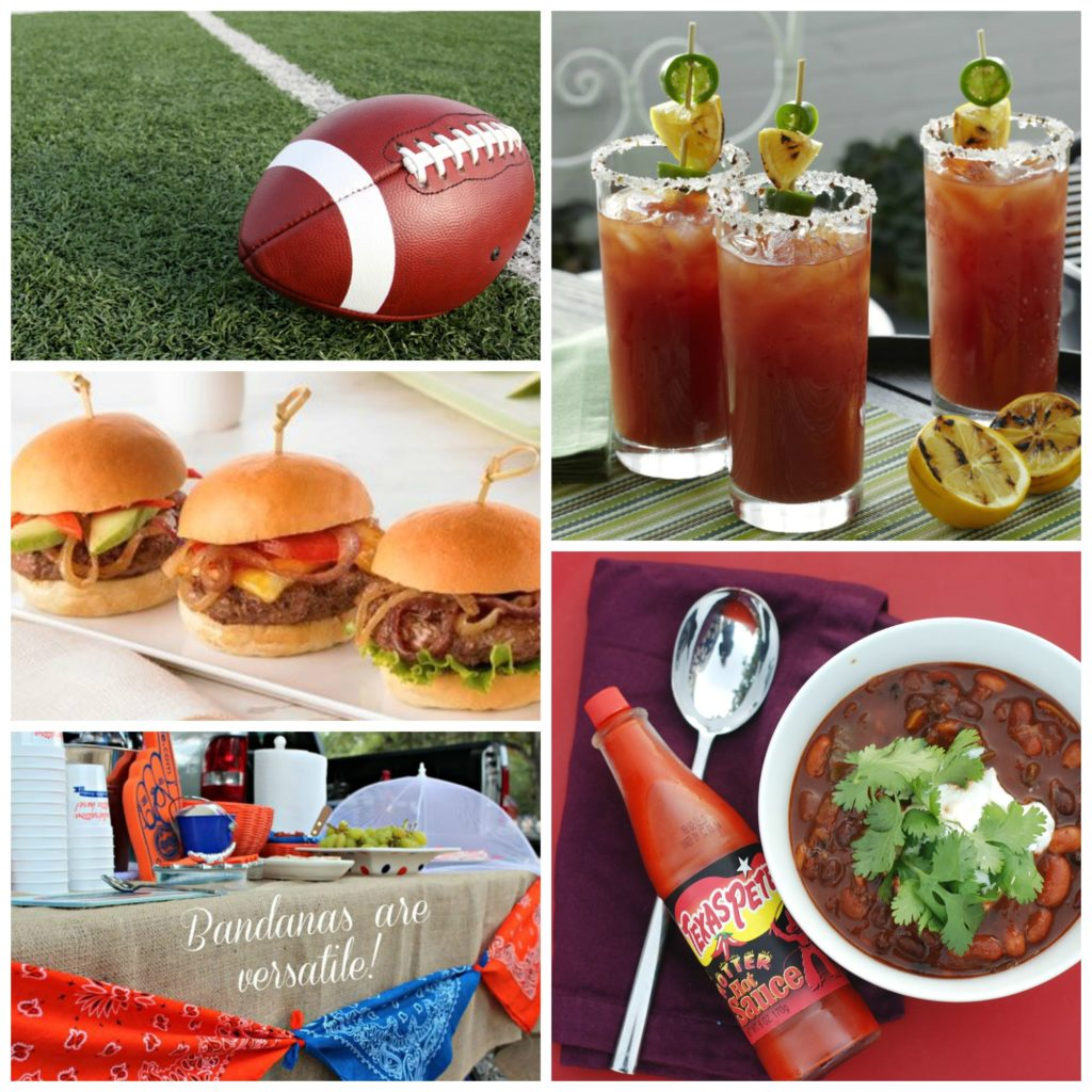 Tailgating season is upon us. Stay organized and on top of the game with these tips - Michelle Lara