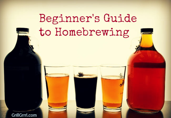 beginners guide to homebrewing