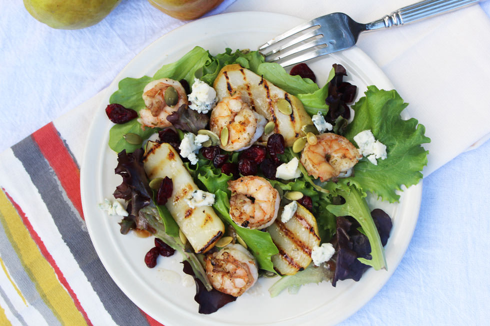 A salad perfect for fall - Michelle Lara