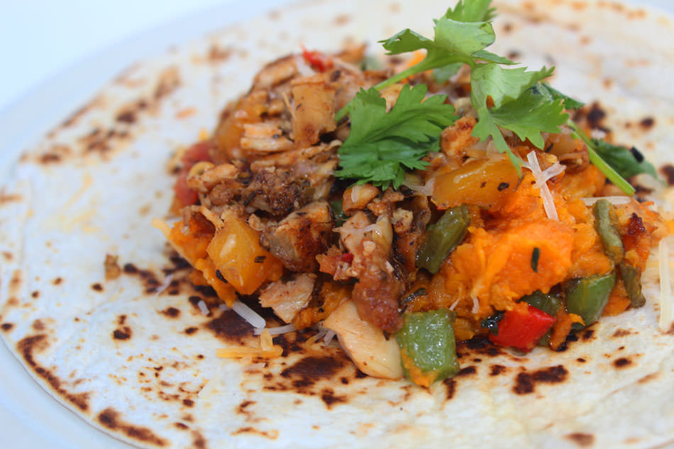 Hungering for the taste of Thanksgiving? Try these Thanksgiving inspired tacos at your next tailgate! - Michelle Lara