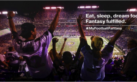 Love Football? The #Myfootballfantasy Contest Could Make your Football Dream a Reality