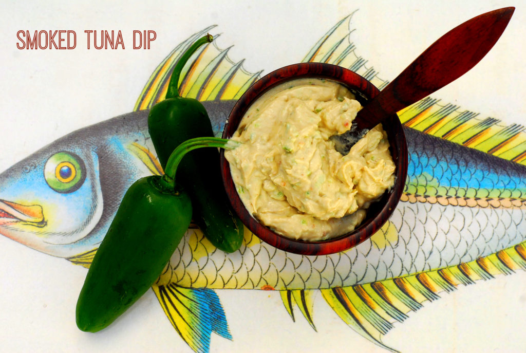 You can't go wrong with this tried and true smoked fish dip recipe.