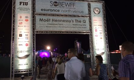 """The Que"" Event at South Beach Wine and Food Fest, plus, A Festival Guide for Newbies"