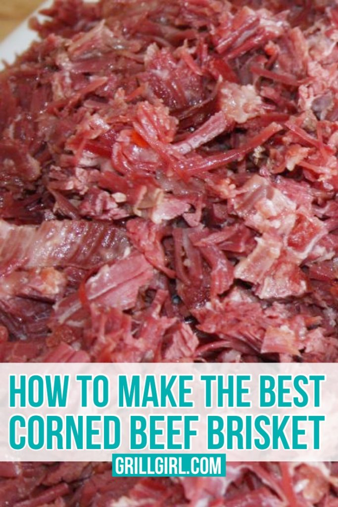 How to make the best corned beef brisket