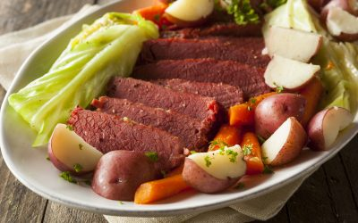 How to Make the Best Corned Beef Brisket for St. Patrick's Day