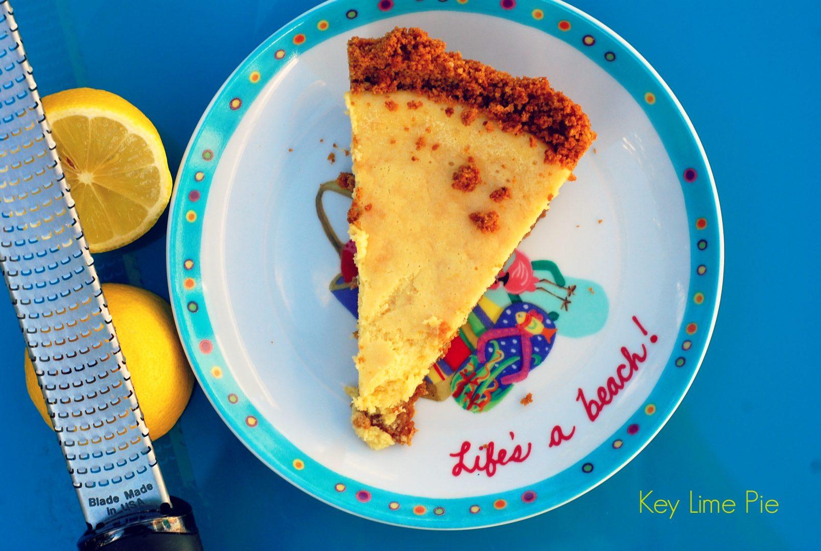 authentic key lime pie recipe