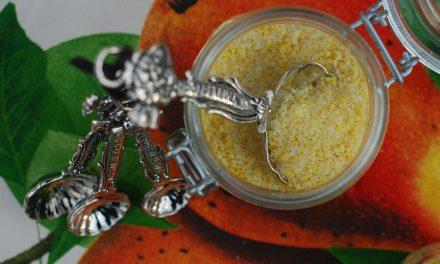 Citrus Finishing Salt (How to Make Your Own Finishing Salts)