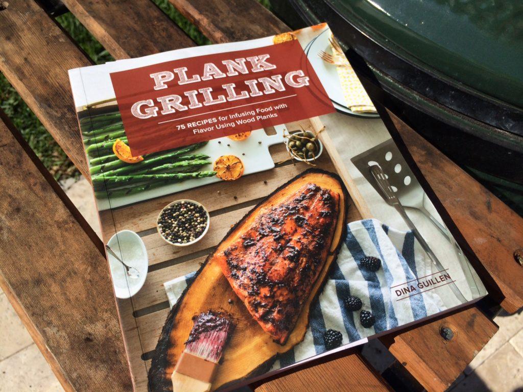 Plank Grilling Cookbook