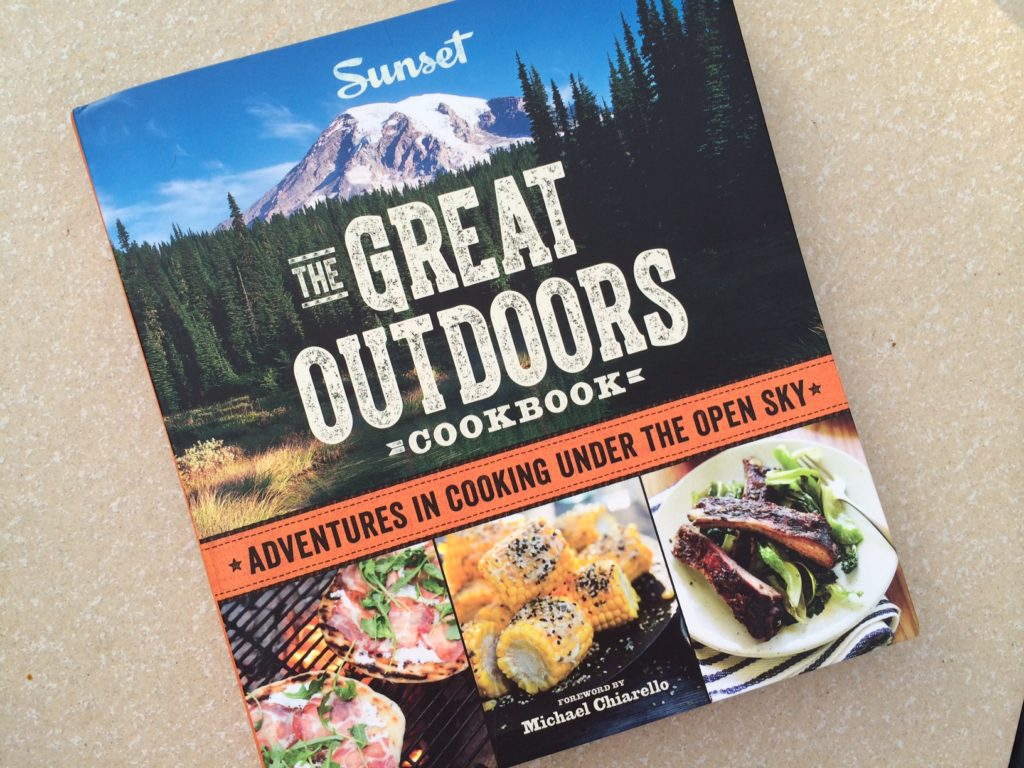The most comprehensive all things cooked outdoors cookbook I have seen- and you can win one!