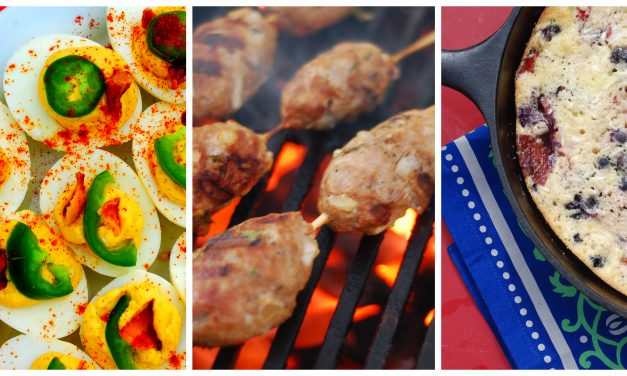 4th of July Cookout Menus – Be the Star of Your Cookout this Year