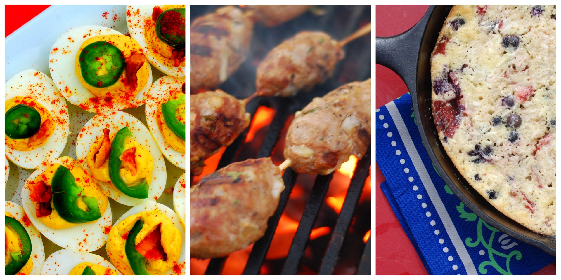 4th Of July Cookout Menus Be The Star Of Your Cookout This Year Grillgirl