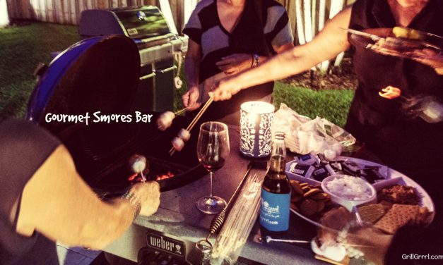 Create Gourmet S'mores for your Next Cookout