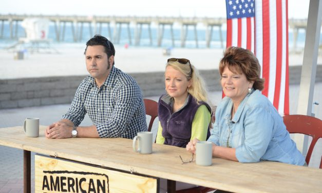 GrillGrrrl Judges 'American Grilled' Pensacola Episode on The Travel Channel