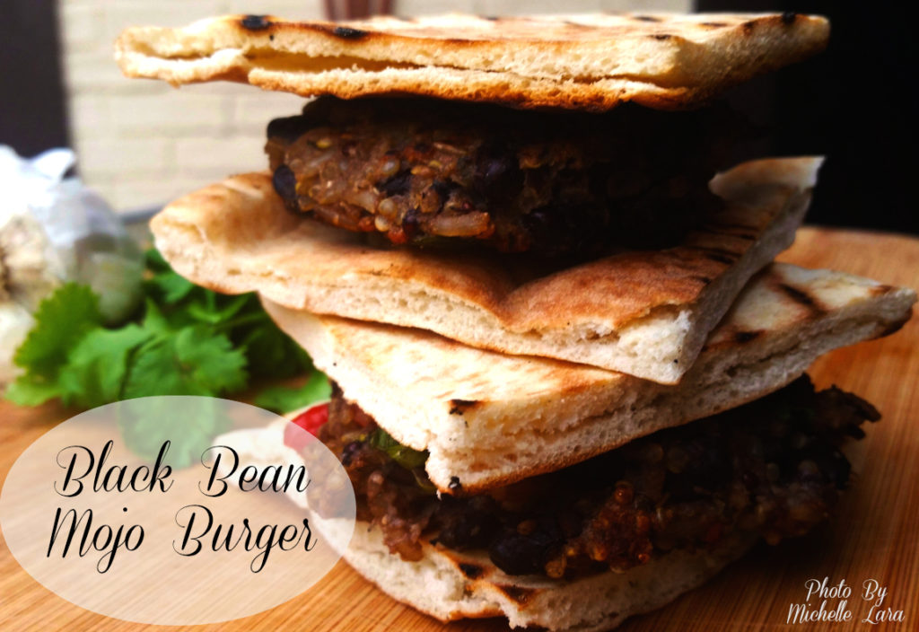 A great  vegetarian option for your next cookout - Michelle Lara