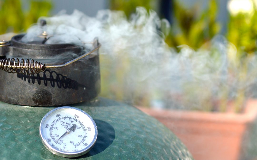 """Everything """"Big Green Egg"""" Series: Learn How To Use Your BGE Like a Pro"""