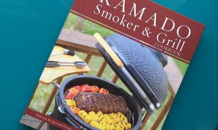 """The Kamado Smoker and Grill Cookbook"" Giveaway"