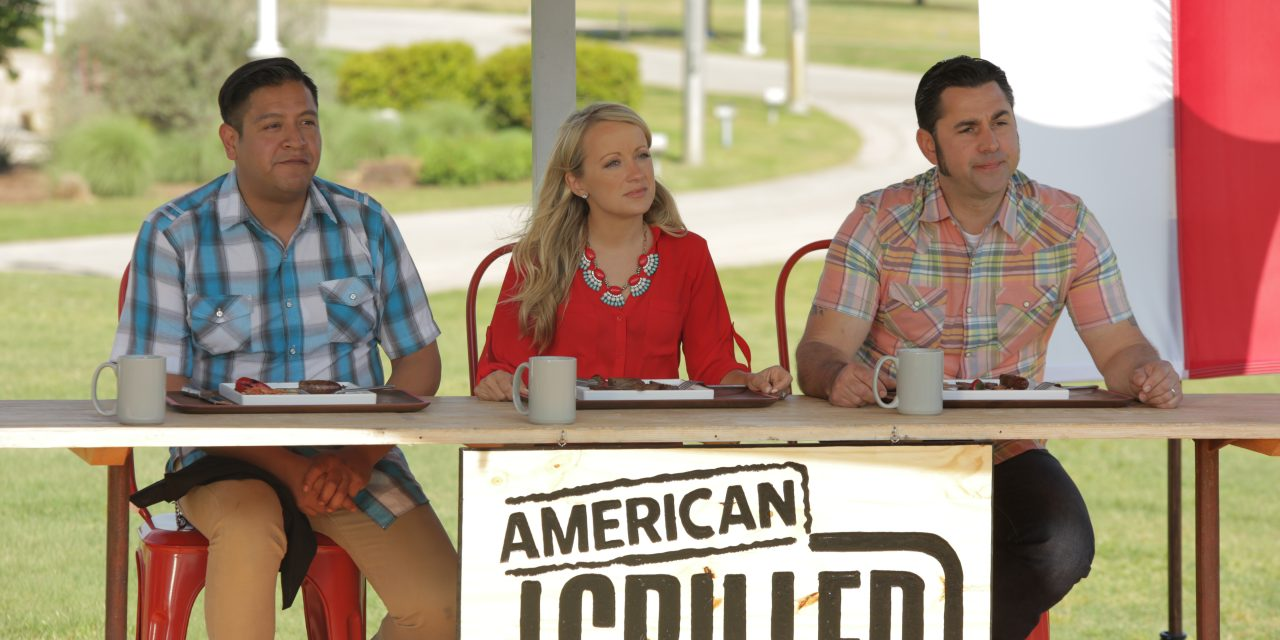 Grill Girl Robyn Lindars Judges Travel Channel's 'American Grilled' Austin Episode