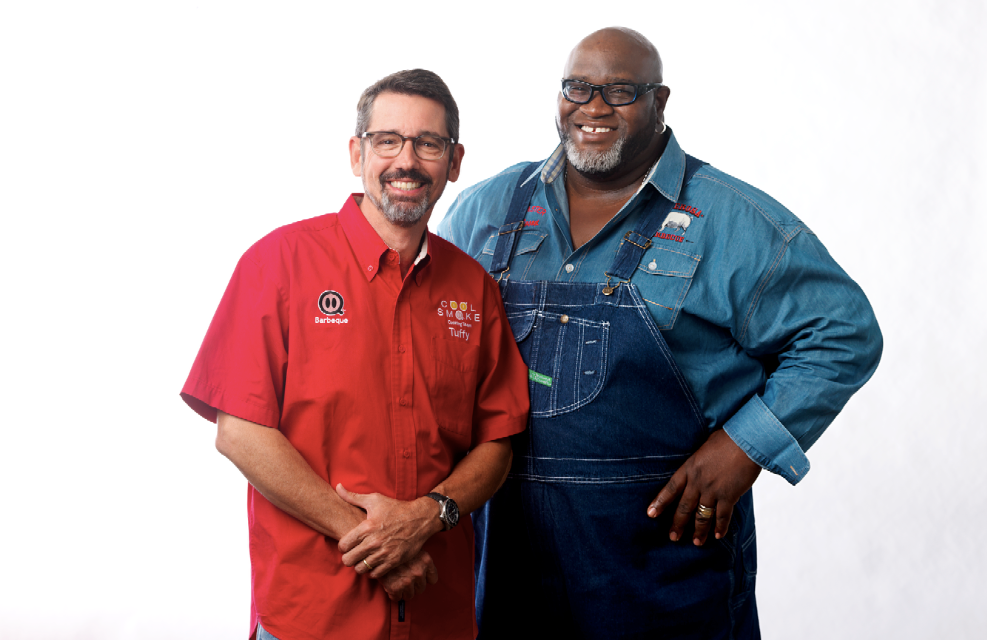 How To Make Ribs: Tips from BBQ Pitmaster's Tuffy Stone and Moe Cason