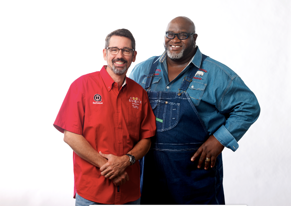 Learn from the Pros: BBQ Pitmaster's Judges Tuffy Stone and Moe Cason share their secrets for bone sucking ribs.