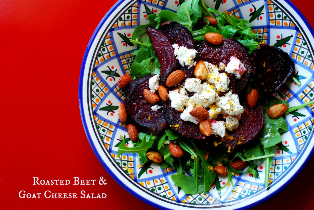 """This easy to make good for you salad takes the """"boring"""" out of the every day salad!"""