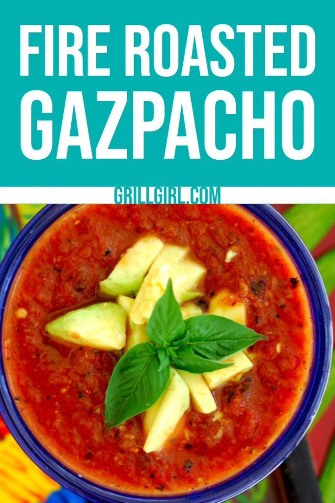 fire roasted gazpacho recipe