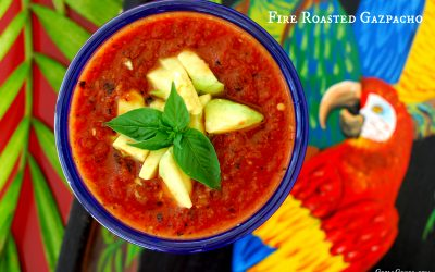 Fire Roasted Gazpacho