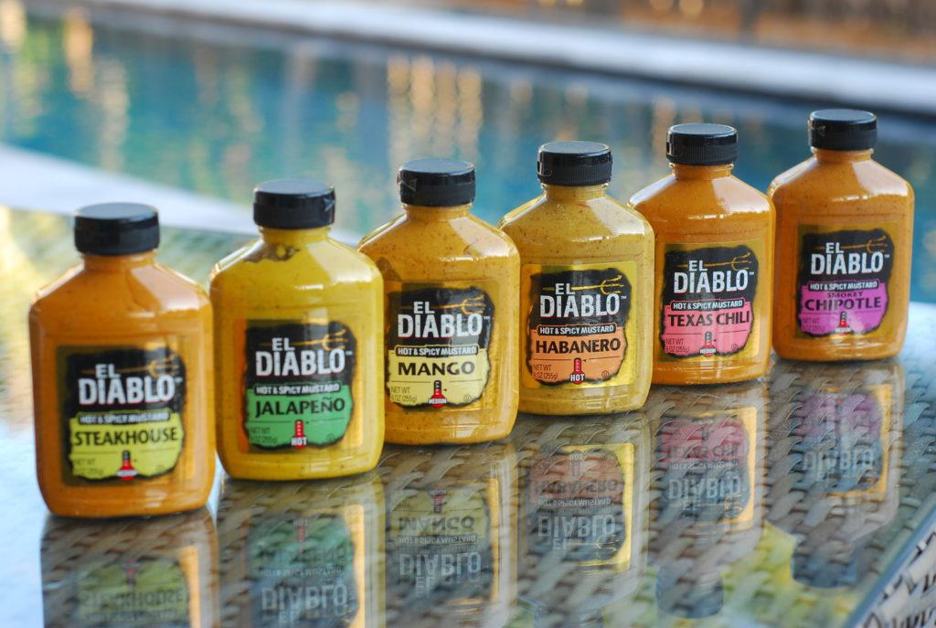 el diablo mustard