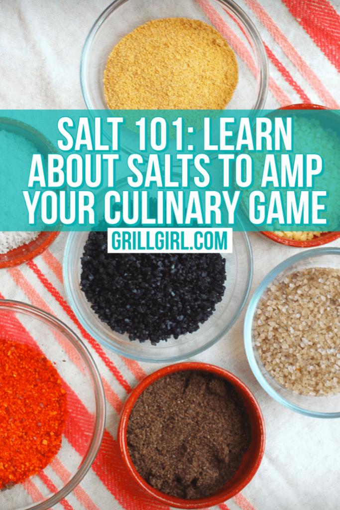 sea salt versus kosher salt versus table salt