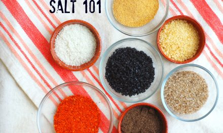 Salt 101: A Primer on Different Types of Salt To Up Your Culinary Game
