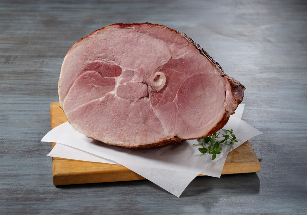 Snake River Farms Korobuta Ham, Berkshire Breed Ham, Thermoworks, Dot Thermometer