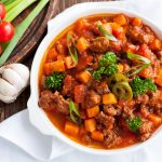 bison sweet potato chili recipe