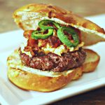 Bacon, Pimento Cheese and Jalapeño Burgers, PLUS: a BIG ANNOUNCEMENT!