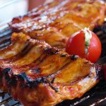Orange Ginger BBQ Ribs