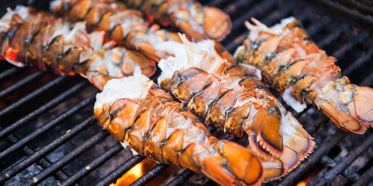How to grill Lobster Tails