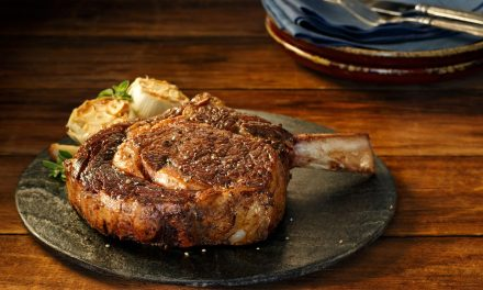 """Father's Day Giveaway: Snake River Farms Cowboy Chop and """"Grill Nation"""" Cookbook"""