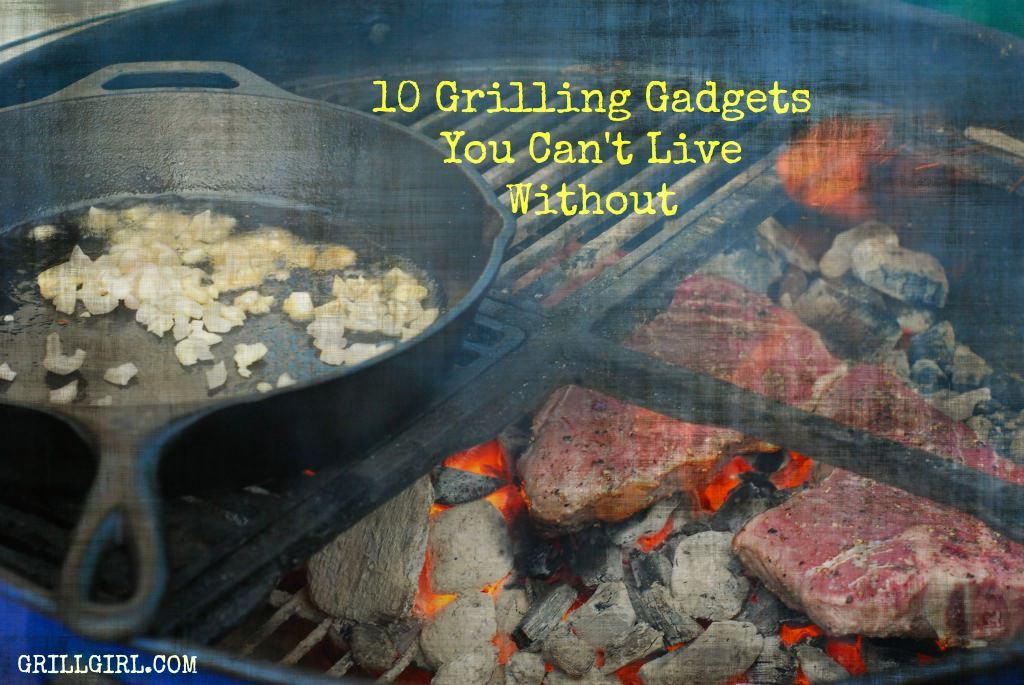 If you love to grill, these are the accessories you need.