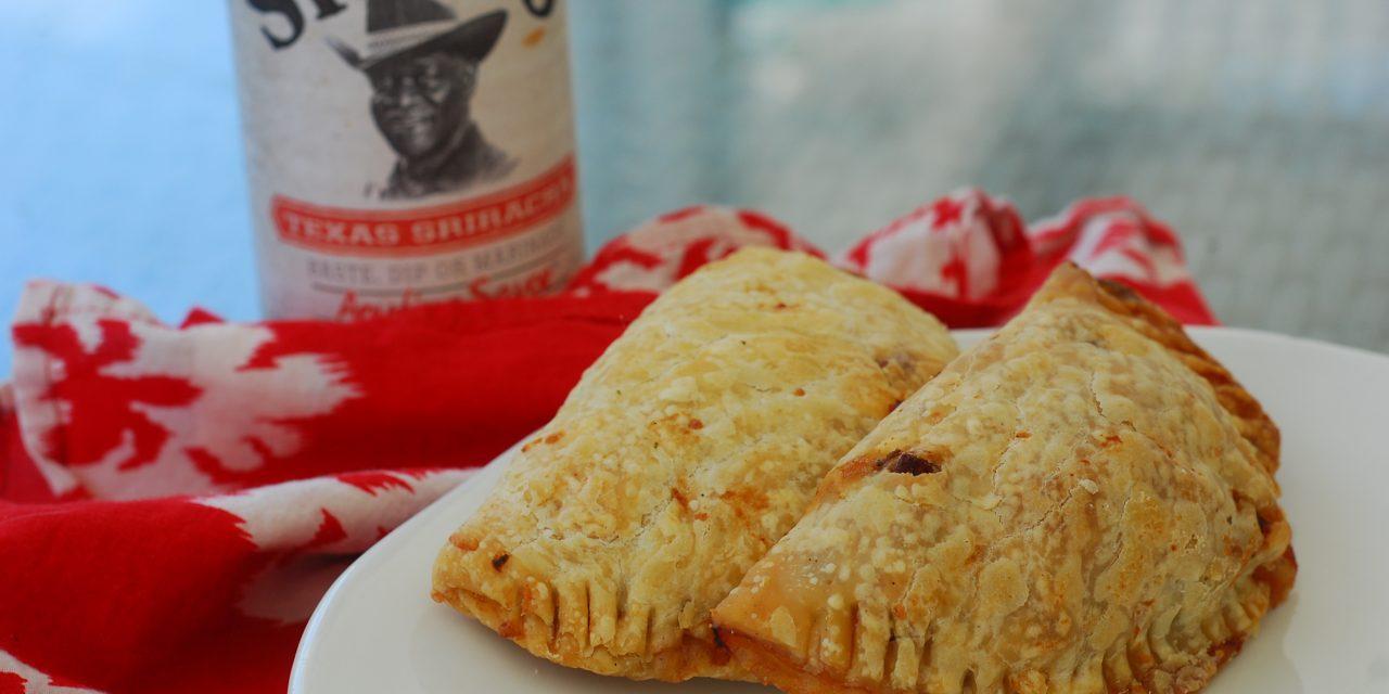 Sriracha Skirt Steak Empanadas