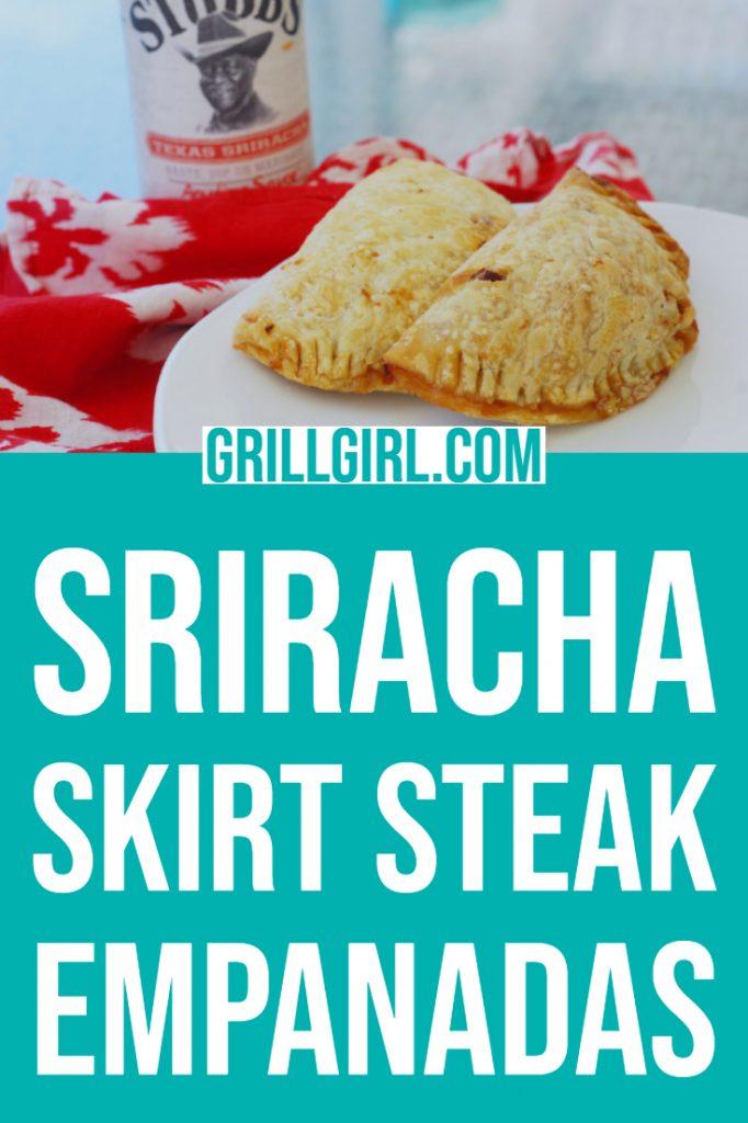 skirt steak, empanadas