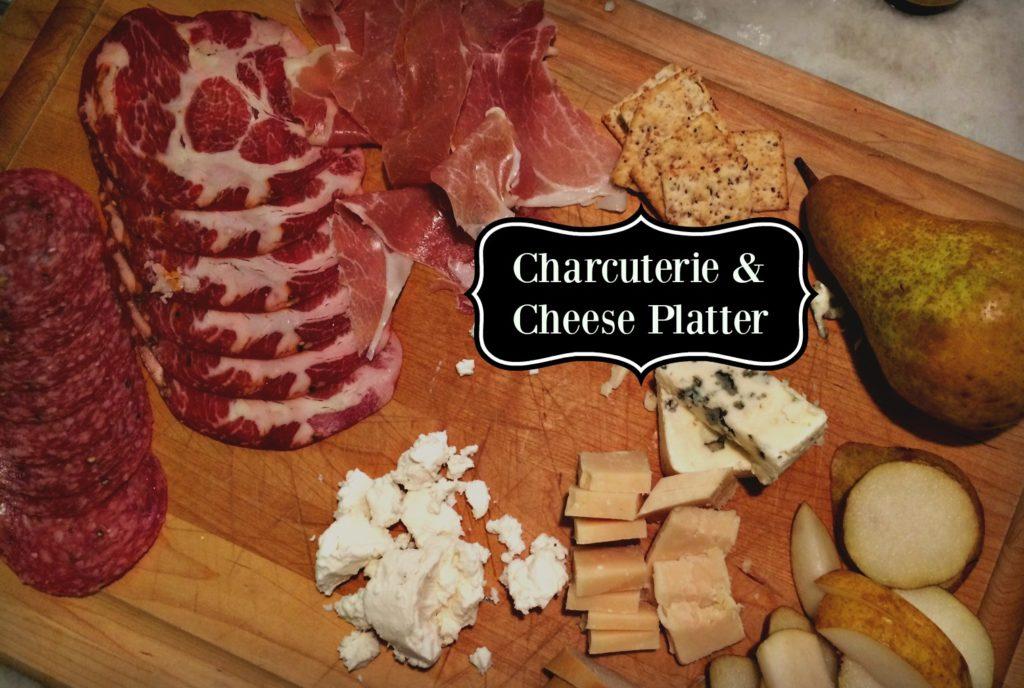 charcuterie platter