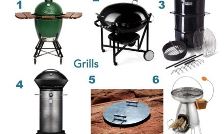 2015 Grilling and Foodie Gift Guide