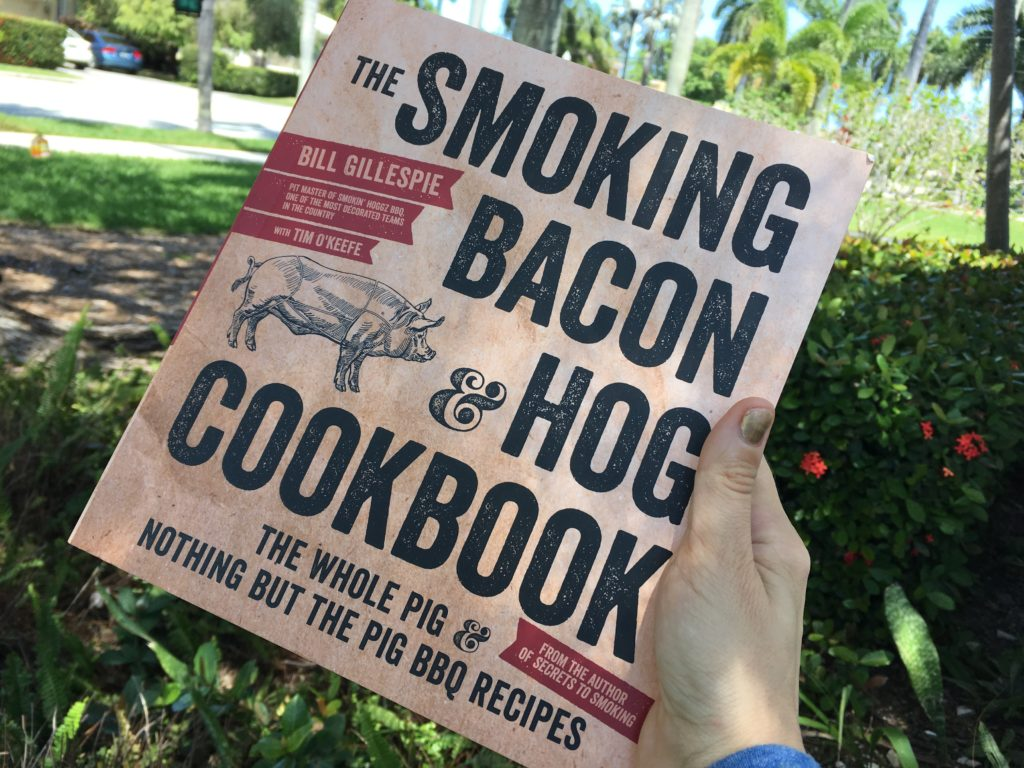 If you want to up your game in the smoking pork department, this is the cookbook for you!