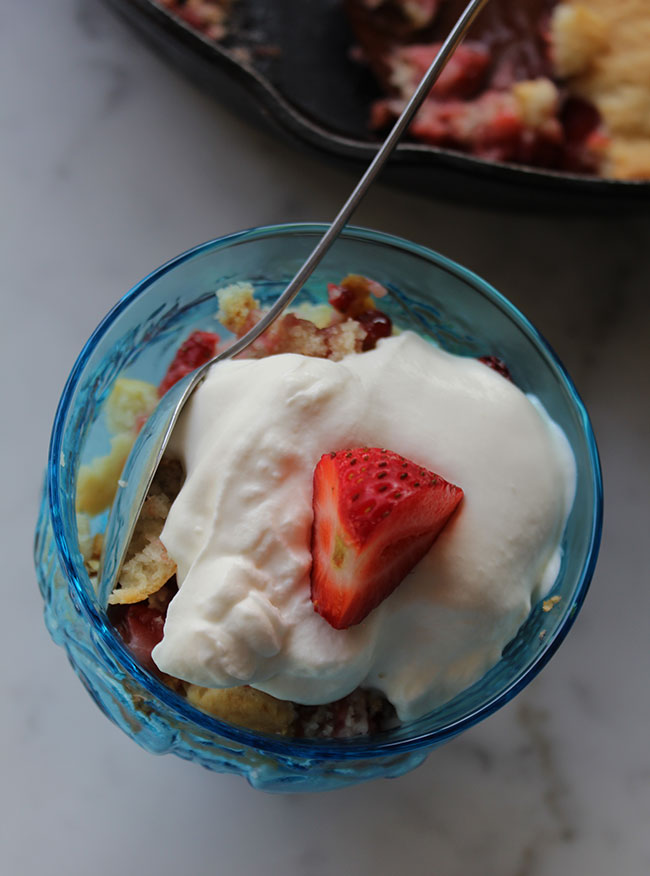 Cast-Iron-Strawberry-Shortcake_Michelle-Lara_3