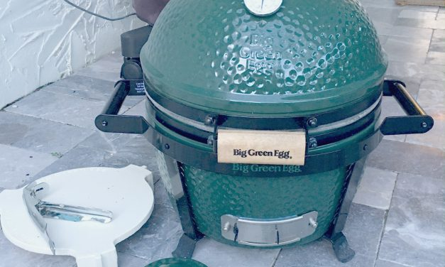 How to Lay a Fire and Control the Temp in Your Big Green Egg